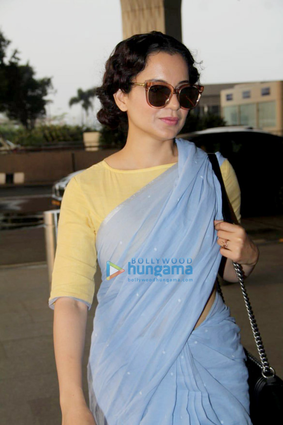 Sonali Bendre, Goldie Behl and others snapped at the airport (2)