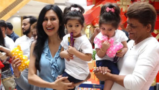 Special Christmas Celebration with Teejay Sidhu and her Twins Bella-Vienna