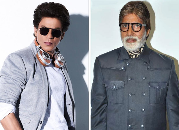 WOW! Shah Rukh Khan and Amitabh Bachchan may come together in Badla and we can't wait to see them together