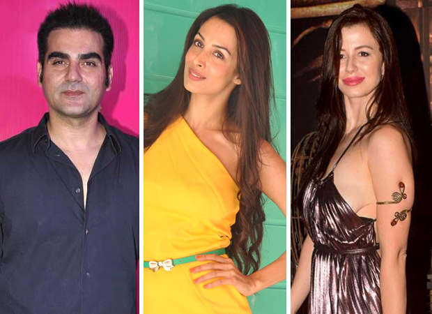 When Arbaaz Khan's ex-wife Malaika Arora and girlfriend Giorgia Andriani came face-to-face