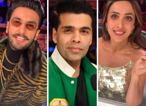 While Ranveer Singh does NOT want to be exploited by Karan Johar, Malaika Arora asks if he wants to unravel her!