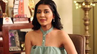 """GOVINDA ji ke samne kaam karna is like a Challenge"" Mishika Chourasiya Rangeela Raja"