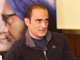 """The Accidental Prime Minister will HIT you, but It's a very SWEET HIT"" Akshaye Khanna"