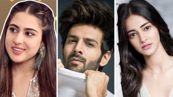 Sara Ali Khan doesn't mind if Kartik Aaryan is DATING Ananya Panday