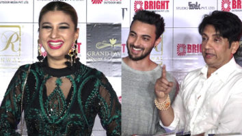 Aayush Sharma, Jasleen Matharu and others at Yogesh Lakhani's Birthday Bash