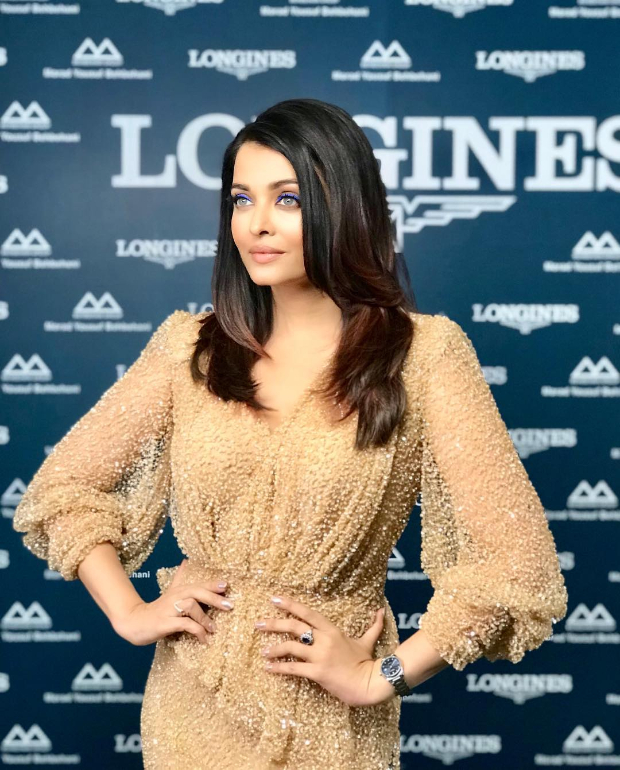 Aishwarya Rai Bachchan in Fjolla Nila for Longines event in Kuwait (1)
