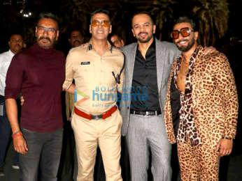 Akshay Kumar, Ajay Devgn, Ranveer Singh, Ranbir Kapoor and others grace 'Umang 2019'