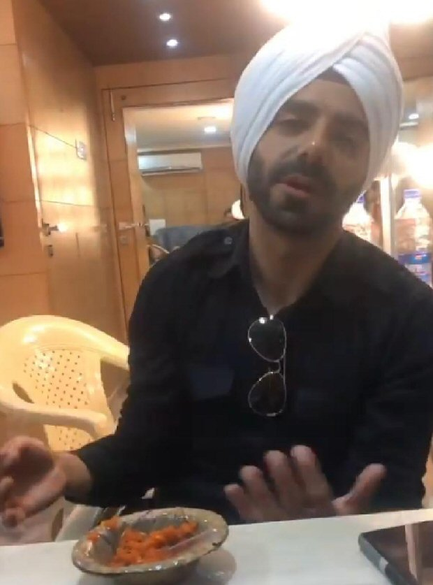 Aparshakti Khurrana and Varun Dhawan come together for the dance film and these are their LOOKS from the film