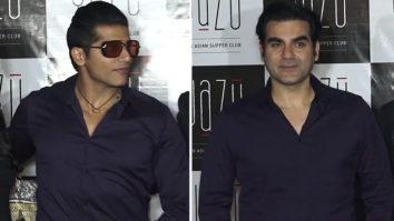 Arbaaz Khan, Karanvie Bohra and others at Launch Party of Yazu-Pan Asian Supper Club