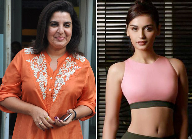 BREAKING Farah Khan is all set to launch former beauty Manushi Chillar in Bollywood
