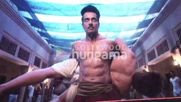 BREAKING Sonu Sood's Kushti scene that Kangna wanted EDITED out from Manikarnika