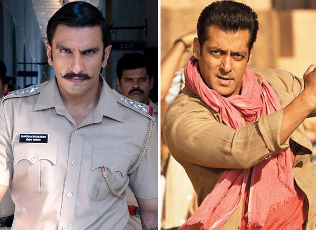 Box Office Ranveer Singh's Simmba beats Salman Khan's Ek Tha Tiger; becomes 18th All Time highest worldwide grosser