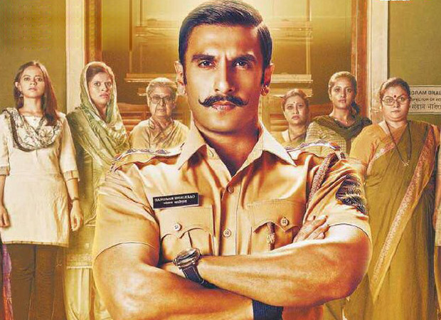 Box Office: Simmba is huge on its second Friday collects Rs. 9 cr, set for a massive weekend ahead