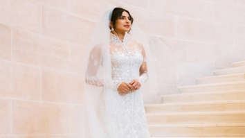Catch Priyanka Chopra's FIRST reaction as she tries on her custom made Ralph Lauren gown for the first time!