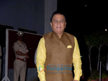Celebs grace Thackeray promotions event at YB Chavan Auditorium