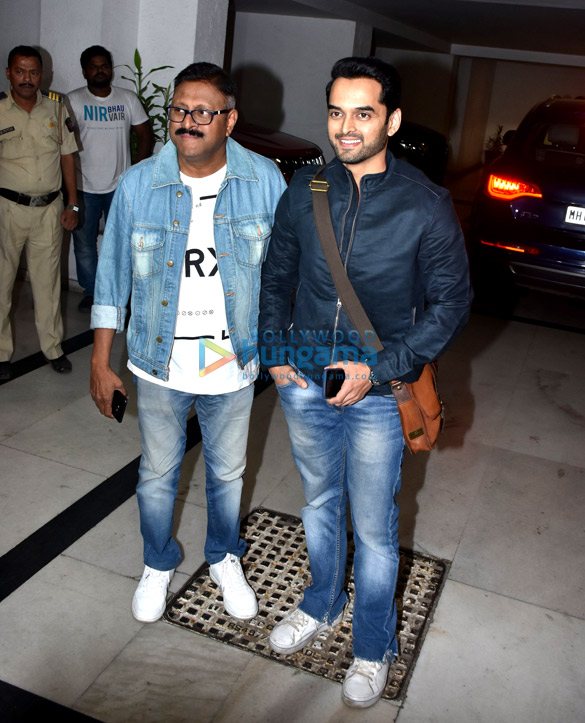 Celebs grace the success bash of Simmba