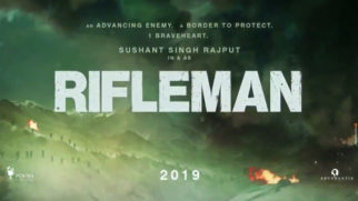 Check out the motion poster of Sushant Singh Rajput starrer Rifleman