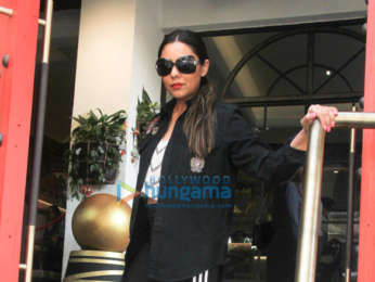 Gauri Khan spotted at Sancho's restaurant in Bandra