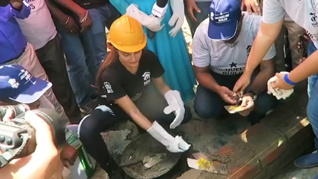 Jacqueline Fernandez extends her helping hand to rebuild Kerala