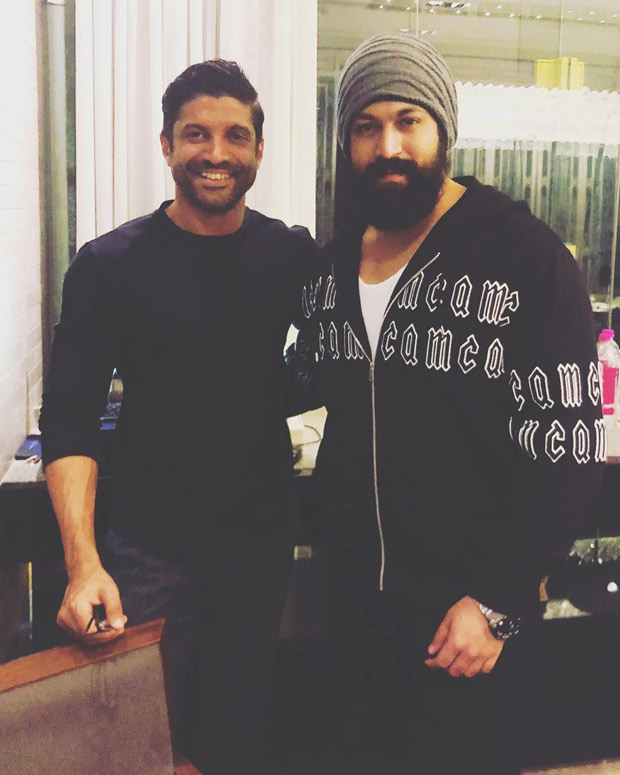 Kgf Chapter 2 To Come Soon Farhan Akhtar Shares Post With Yash