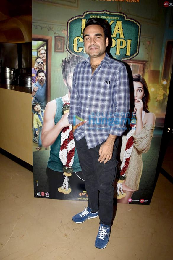 Kartik Aaryan, Kriti Sanon, Pankaj Tripathi and others grace the trailer launch of 'Luka Chuppi' (7)