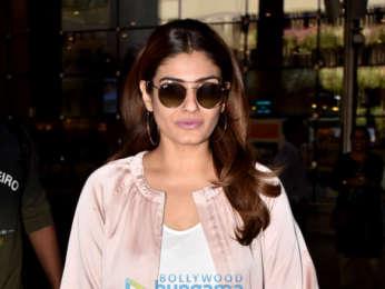 Kiara Advani, Raveena Tandon, Kangana Ranaut and others snapped at the airport