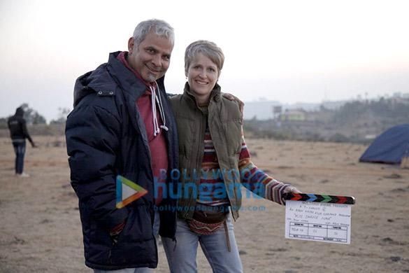 On The Sets Of The Movie Koi Jaane Naa