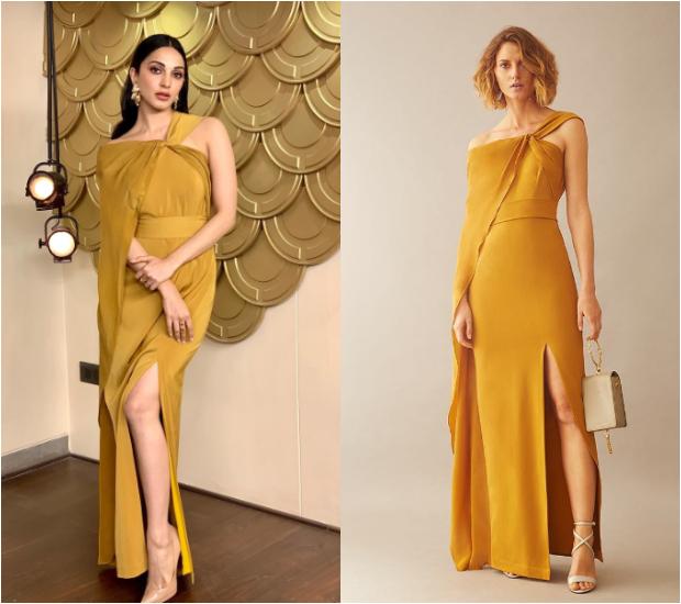 Lola by Suman dress for Vinaya Vidheya Rama promotions on No.1 Yaari talk show (4)