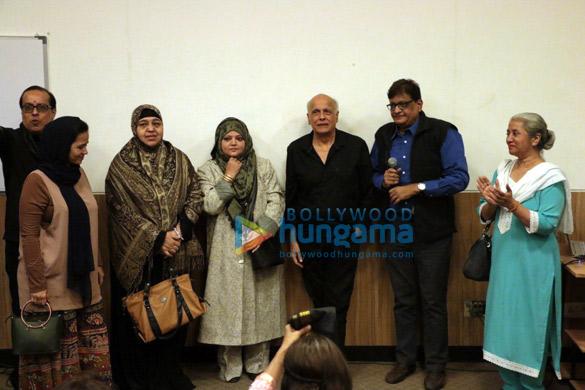 Mahesh Bhatt attends 70 year celebrations of Guru Nanak Khalsa College in Matunga (2)