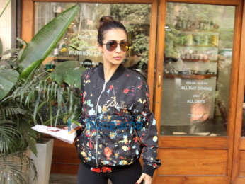 Malaika Arora snapped at Sequel