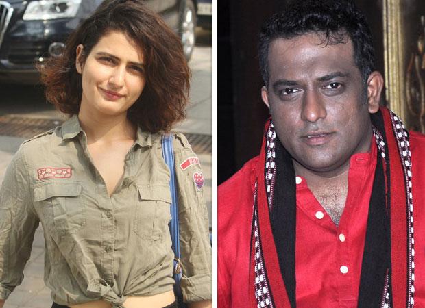 Fatima Sana Shaikh shares her experience on working with director Anurag Basu