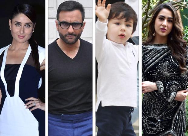 Not Kareena Kapoor Khan or Saif Ali Khan, Taimur Ali Khan is the BIGGEST star in the family, confesses Sara Ali Khan