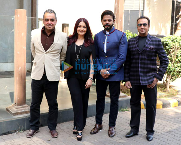 Pooja Bhatt, Gulshan Grover and others grace the press meet of the film Cabaret at JW Marriott Juhu