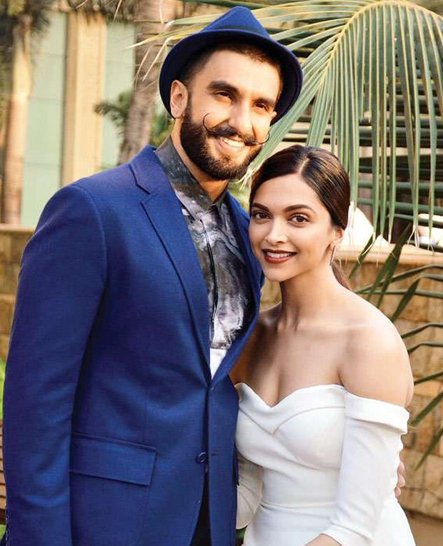 Ranveer Singh has spicy reaction to a dosa named after Deepika Padukone