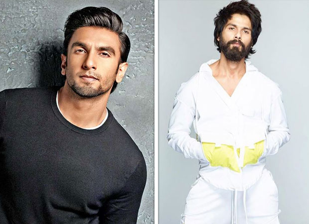 Ranveer Singh opens up about his equation with Padmaavat co-star Shahid Kapoor after cold war rumours