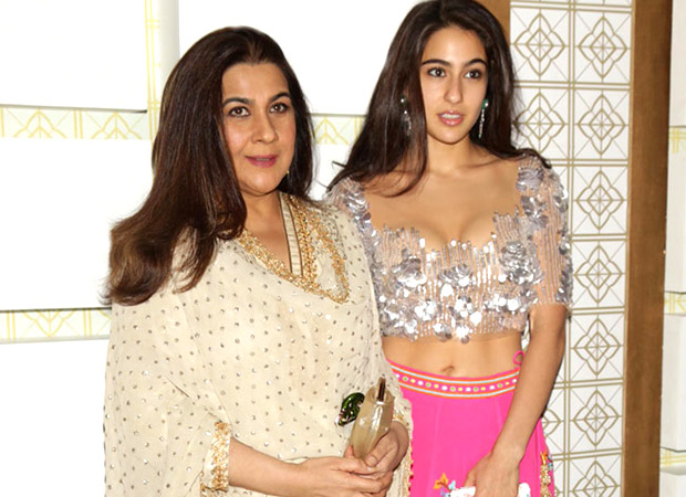 Sara Ali Khan and mom Amrita Singh get embroiled in a property dispute worth crores