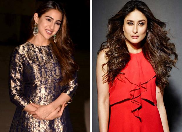 Sara Ali Khan still can't believe that Kareena 'Poo' Kapoor is her stepmom