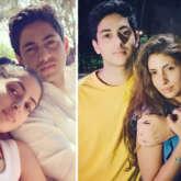 Shweta Bachchan rings in New Year with husband Nikhil Nanda and kids Navya and Agastya (see ALL inside pics) fea