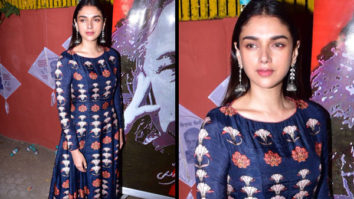 Slay or Nay - Aditi Rao Hydari in Nautanky by Nilesh Parashar (Featured)