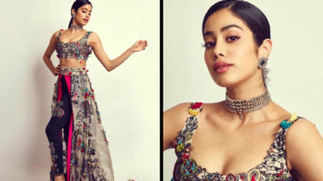 Slay or Nay - Janhvi Kapoor in Anamika Khanna for SOL Lions Gold Awards 2018 (Featured)