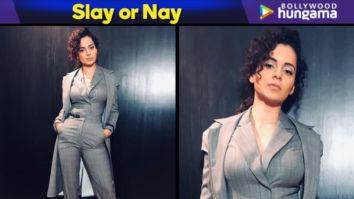 Slay or Nay - Kanagan Ranaut in Nikhil Thampi for Manikarnika promotions (Featured)