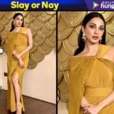 Slay or Nay - Kiara Advani in Lola by Suman for Vinaya Vidheya Rama promotions (Featured)