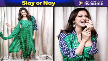Slay or Nay - Rakul Preet Singh in Nupur Kanoi for a book launch event (Featured)