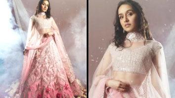Slay or Nay - Shraddha Kapoor in Manish Malhotra Couture for Umang 2019 Mumbai Police Show (Featured)