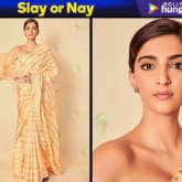 Slay or Nay - Sonam Kapoor Ahuja in Masaba Gupta for Ek Ladki Ko Dekha To Aisa Laga (Featured)