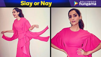 Slay or Nay - Sonam Kapoor Ahuja in Rejina Pyo for the promotions of Ek Ladki Ko Dekha To Aisa Laga (Featured)