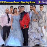 Tabu and Karan Johar turn showstoppers for Gaurav Gupta opening show for LFW 2019 Summer Resort (Featured)