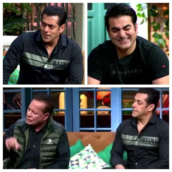 The Kapil Sharma Show Salim Khan wanted Arbaaz Khan to DIE in Hello Brother instead of Salman Khan, here's why