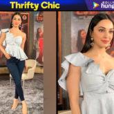 Thrifty Chic - Kiara Advani in Arabellaa for Vinaya Vidheya Rama promotions (Featured)