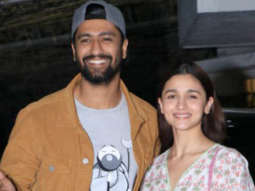 URI Special Screening at Sunny Super Sound Vicky Kaushal, Yami Gautam, Alia Bhatt